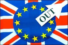 Le Royaume-Uni quitte l'Union européenne.