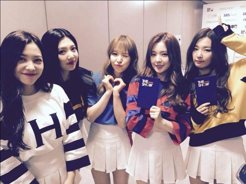 Quel est l'ancien groupe de Wendy, Irene, Seulgi et Yeri ?