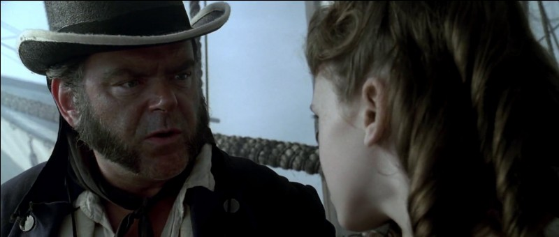 Sur quoi dort Gibbs lorsque Jack et Will lui rendent visite à Tortuga ?