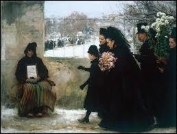 """A quel peintre doit-on ce tableau """"La Toussaint"""" ?"""
