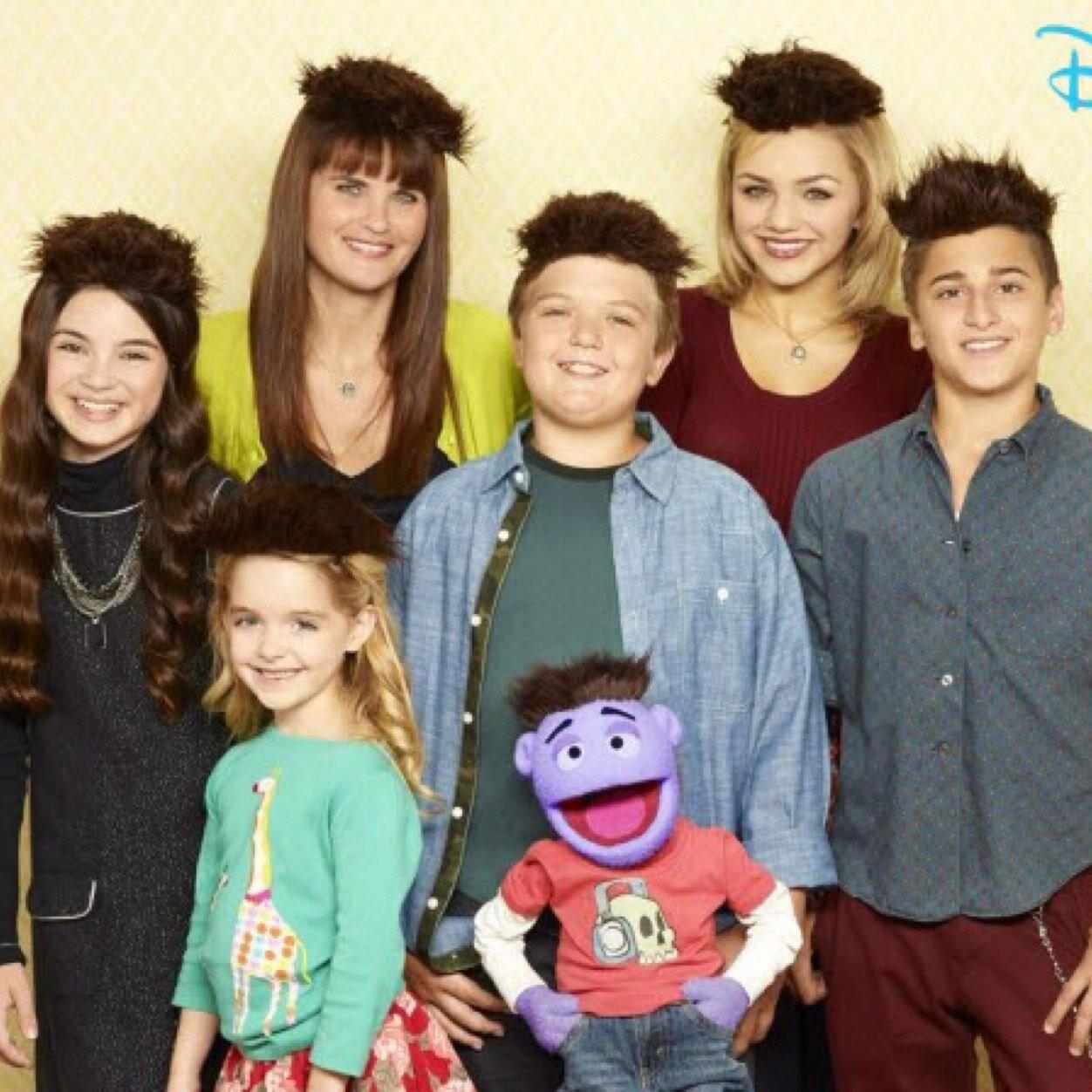 Les familles bizarres