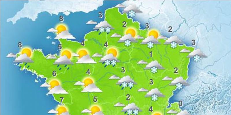 """""""Météo-France"""" a prévu un été plus chaud que la normale."""