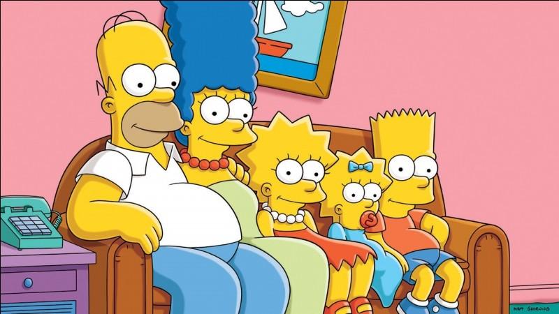Combien sont les Simpson ?