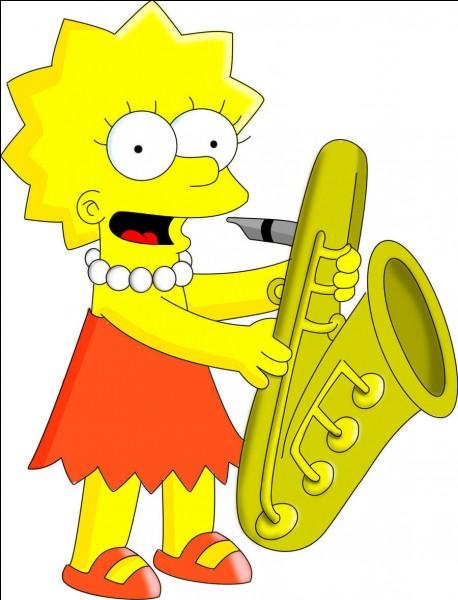 Lisa joue de :