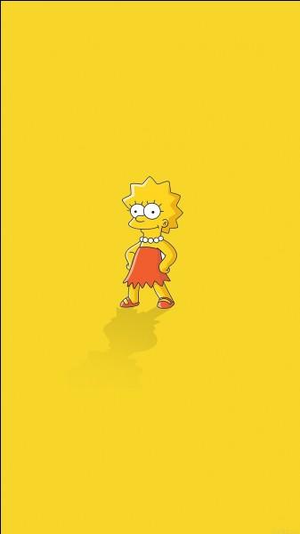 Comment s'habille Lisa ?