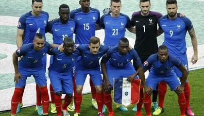 L'équipe de France de football 2017 - Les postes des joueurs