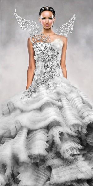 Comment s'appellent les stylistes de Peeta et Katniss ?