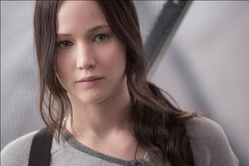 De qui Katniss devient-elle amoureuse à la fin ?
