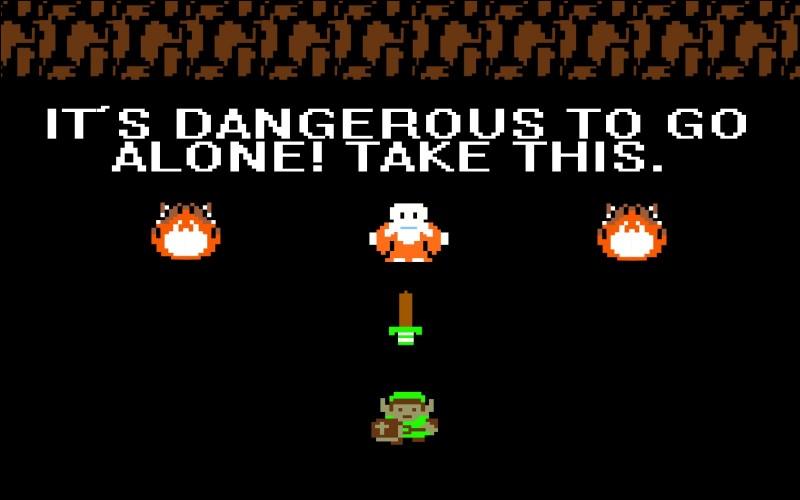 Lequel de ces personnages Link rencontre-t-il en premier ?