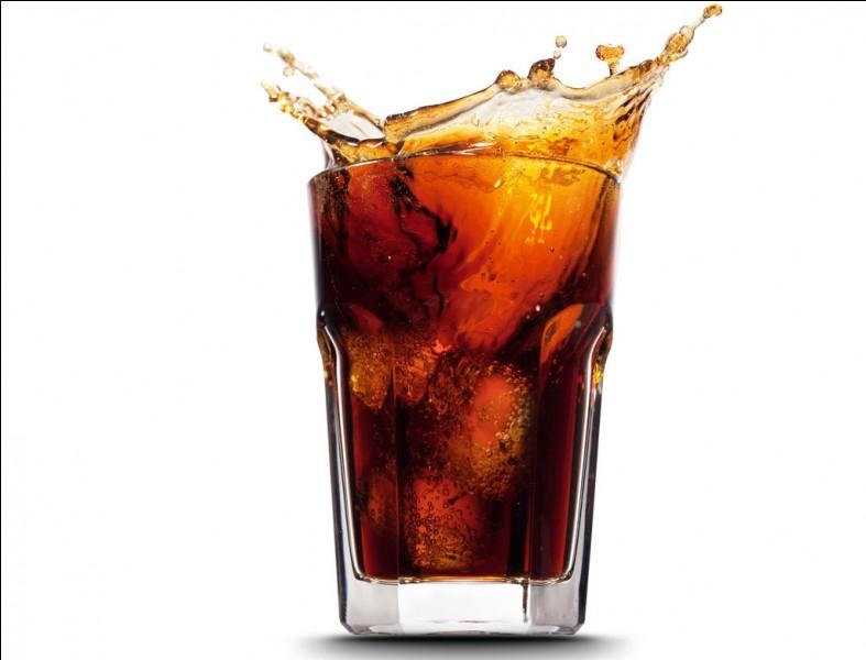 Quand vous buvez du soda, vous ressentez...