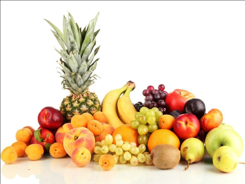 Choisis un fruit :
