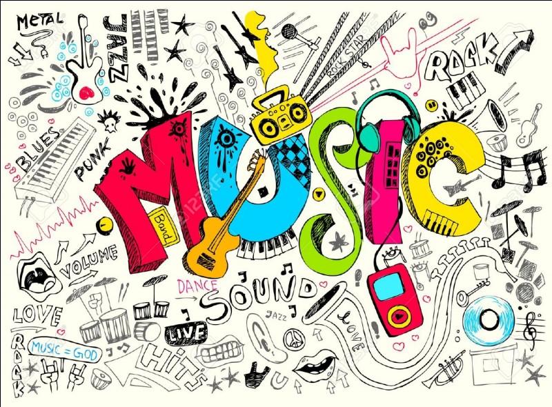 Choisis un style de musique :