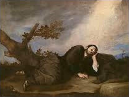 """En 1639, quel peintre et graveur baroque espagnol a créé cette huile sur toile intitulée ''Le Songe de Jacob"""", tableau aujourd'hui conservé au musée du Prado à Madrid ?"""