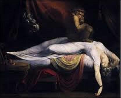 Quel est le nom de ce peintre et écrivain d'art britannique d'origine suisse, né en 1741, de mouvement romantisme, qui créa en 1781 cette huile sur toile intitulée ''Le Cauchemar'' aujourd'hui conservé au ''Detroit Institute of Arts'' ?
