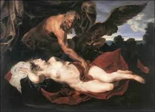 Alors qu'il n'est âgé que de vingt ans, vers 1620, quel peintre flamand baroque a entrepris de réaliser ce tableau intitulé ''Jupiter et Antiope'' dans lequel il représente la scène où Zeus découvre Antiope endormie s'apprêtant à le séduire ?