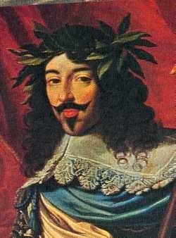 Louis XIII roi de France