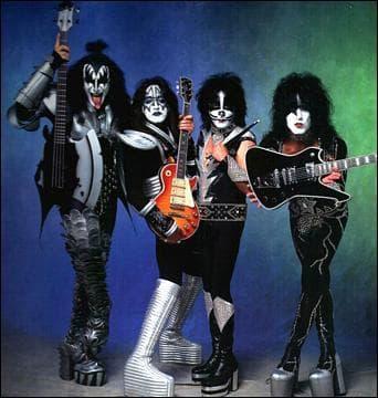 Quel est ce groupe de hard rock ?