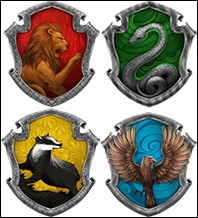 """En faisant un test de personnalité sur """"Harry Potter"""" (pour les maisons), tu es à :"""