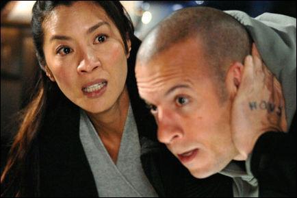 De quel film est tirée cette photo avec Michelle Yeoh ?
