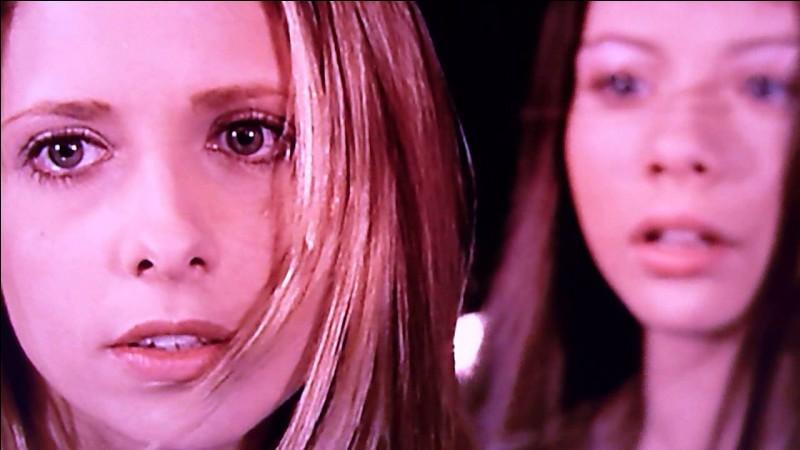 Quelle est la dernière chose que dit Buffy à Dawn avant de sauter ?