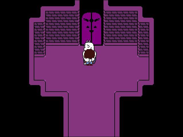 Pourquoi Toriel s'est-elle retirée dans les ruines ?