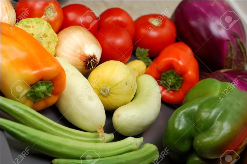 Tous les légumes - Au clair de lune ...