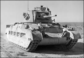 Quel est le nom de ce char ?
