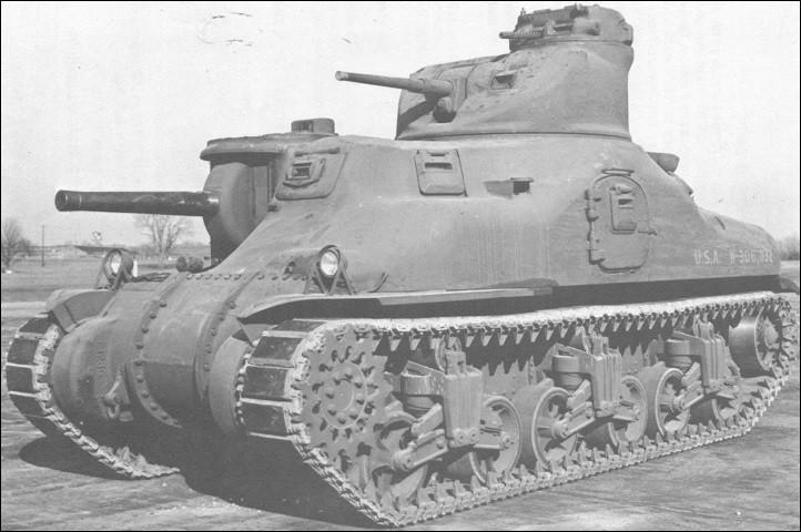 Les chars de la Seconde Guerre mondiale