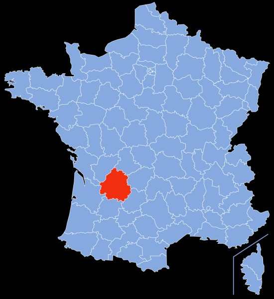 Comment s'appellent les habitants de la Dordogne ?