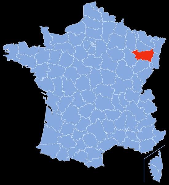 Comment s'appellent les habitants des Vosges ?
