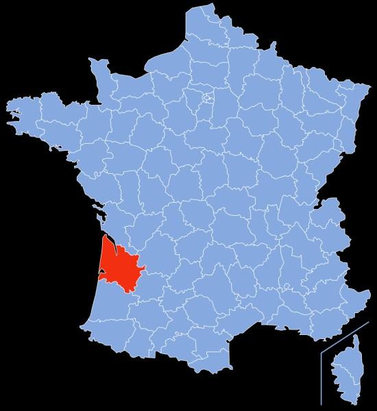 Comment s'appellent les habitants de la Gironde ?