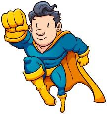 Qui serais-tu dans un monde de super-héros ?