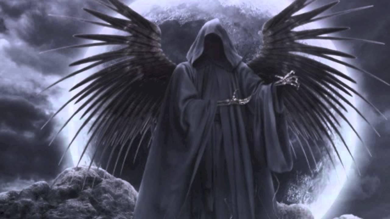 Ces dieux qui nous donnent froid dans le dos - Thanatos
