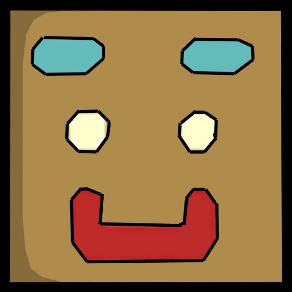 """Qui est ce YouTubeur, d'après cette tête dessinée de skin """"Minecraft"""" ?"""