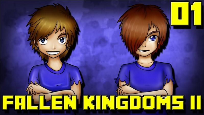 Dans cette série de F.K. (Fallen Kingdoms), qui sont ces 2 personnages ?