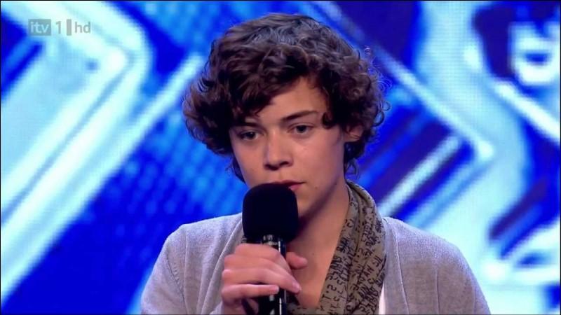 """Comment s'appelait la présentatrice de """"X-Factor"""" avec qui il est sorti ?"""