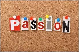Quelle est ta passion ?