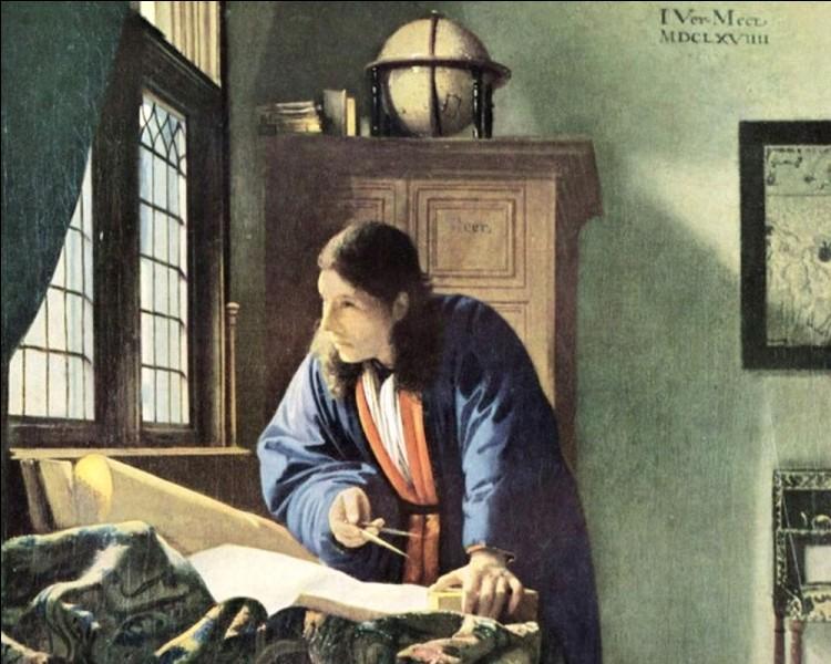Art : Quel titre porte ce tableau de Johannes Vermeer, peintre de la riche hollande de XVIIIe siècle?