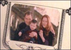 Qui a offert cet album photo à Harry ?