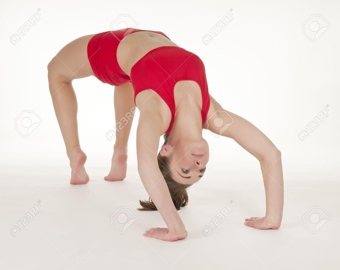 Es-tu fait pour la gymnastique ?