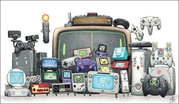 Quel jeu a été le plus adapté sur console ?