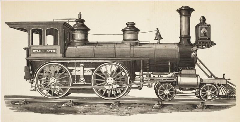 Qui a inventé la locomotive ?