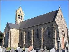 Voici l'église Saint-Vigor de Champeaux. Commune Manchote, elle se situe dans l'ancienne région ...