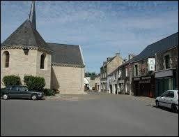 Ville Morbihannaise, Malansac se situe en région ...