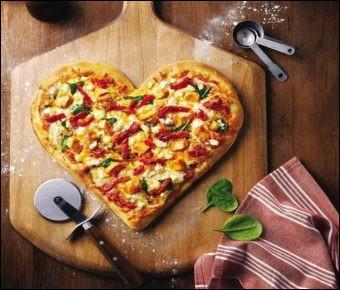 Commençons par le plus facile. De quel pays est originaire la pizza ?