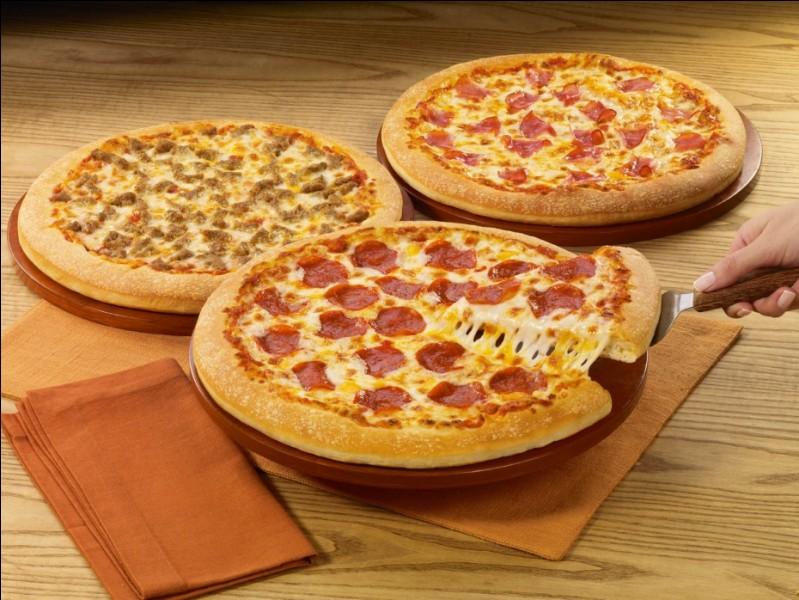 La moitié des pizzas consommées en France sont les deux types de pizzas les moins chères et les plus faciles à préparer. Quelles sont-elles ?