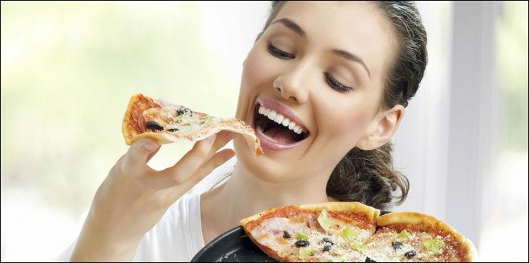 Nous allons maintenant parler un de peu de chiffres. Complétez cette phrase : __ % des Français aiment les pizzas.