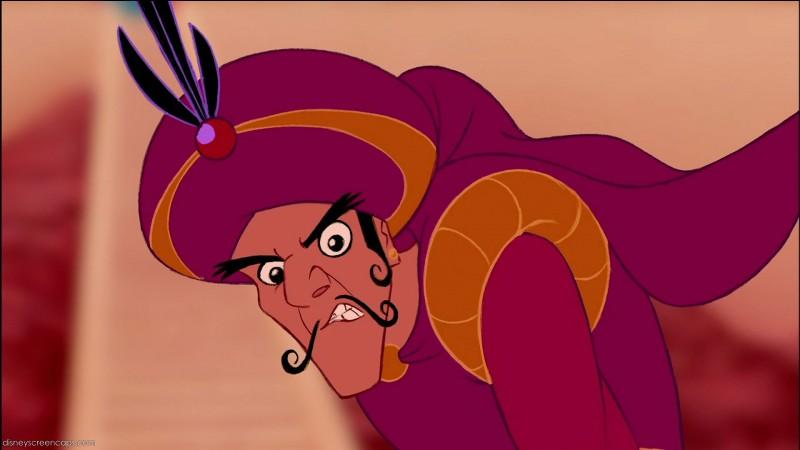 Quel est le nom de ce prince, faisant partie des prétendants de la princesse Jasmine ?