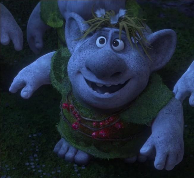 Qui est cette femelle troll, mère adoptive de Kristoff et Sven ?