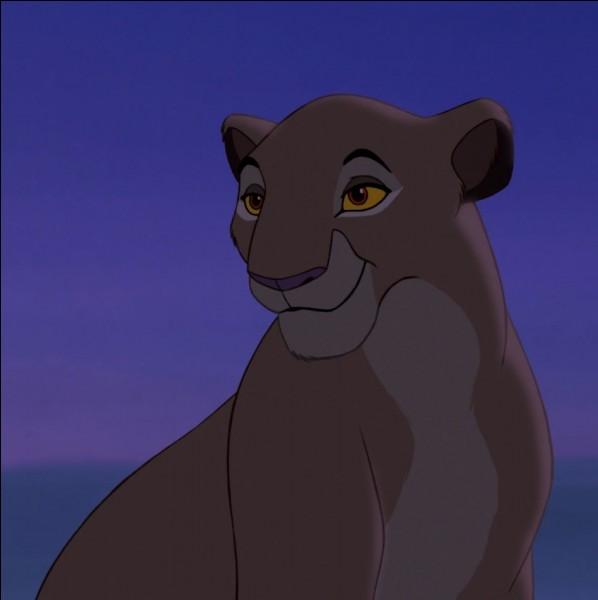 Qui est cette lionne, mère de Simba ?